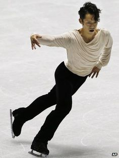 Daisuke Takahashi(JPN).