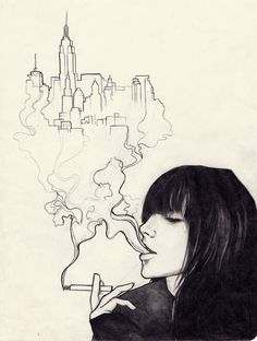the city that is so dense with pollution, its as if its made up of smoke itself. so does that mean it will disappear? who knows but..it sure is as populous as a tumor im getting ahead of myself thi...