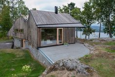 Живописная Норвегия из окна деревенского дома | umods.ru