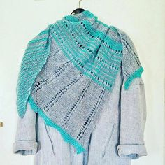 Check out this item in my Etsy shop https://www.etsy.com/listing/556095109/shawl-sea-breeze