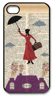 Mary Poppins iPhone Case yes please!