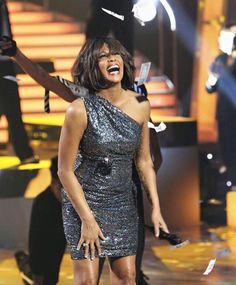 Whitney Houston 'Million Dollar Bill'.