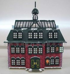 I missed this in 2012.  I will get one next year.  They go on sale in July.  Christmas Vacation Advent House Calendar