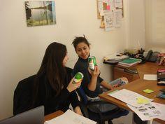 Diet Mirinda activation in offices