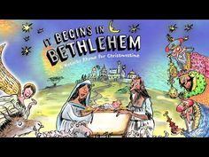 It Begins in Bethlehem – Our 2020 Christmas story for children - YouTube Christmas Stories For Kids, Christmas Bible, A Christmas Story, Christmas Videos, Bible Lessons For Kids, Bible For Kids, Kids Church, Church Ideas, How To Begin A Story