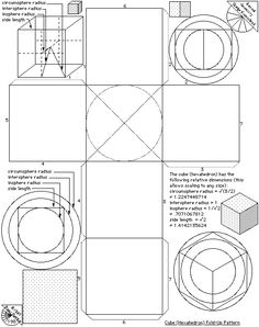 Platonic Solids – Fold Up Patterns   The Geometry Code:Universal Symbolic Mirrors of Natural Laws Within Us