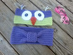 Girl ear warmers.  Keep their ears warm without messing up their hair!  www.facebook.com/fromyinztoyall