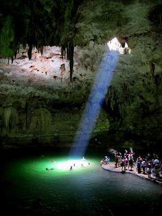 It's a beautiful world - The Mayan Cenotes of Yucatan Peninsula - Mexico