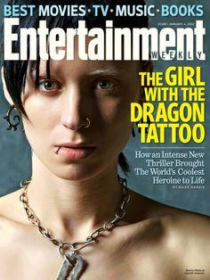 ドラゴンタトゥーの女、リスベットのネックレスを作ってみた!   dizsykes.com