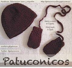 Ropa de bebe hecha a mano Patuconicos hand Made clotheS foR baby