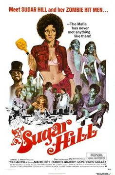20 Best African-American Horror Movies: Sugar Hill (1974)
