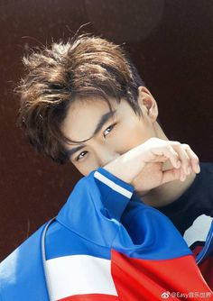 Easy magazine 's shoot [Pictures update] cr.Easy世界音乐 Handsome ohm. #ohmpawat