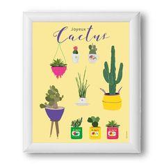 Joyeux cactus