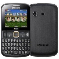 Samsung E2222 Dual Sim Black