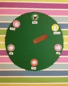 How to make a feelings chart: Preschool - Busy Mom Monologues