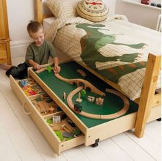 This is one of those things that I've wanted my husband to build for my son...