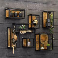 Welded Furniture, Iron Furniture, Steel Furniture, Home Decor Furniture, Industrial Furniture, Diy Home Decor, Furniture Design, Home Interior Design, Interior Decorating