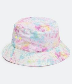 womens-hat-model-bucket-print-hat-tie-dye-material-cotton-brand-acc/ - The world's most private search engine Outfits With Hats, Cute Outfits, Custom Clothes, Diy Clothes, Bucket Hat Outfit, Ty Dye, French Hat, Tie Dye Fashion, Estilo Grunge