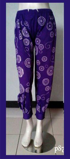 Legging Kaos P : 87 cm, Lp Max:105-120 cm Rp.35.000,- blm ongkir