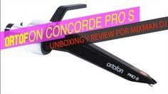 Unboxing - Capsulas Ortofon Concorde Pro S 2017