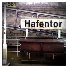 Hafentor, via Flickr.