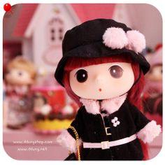 Collection DDUNG Doll  ddung Moden Classic Doll Kid Children Girl Friend Gift
