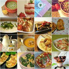 16 refeições leves
