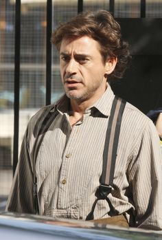 and Rachel McAdams were both in suspenders earlier today as they reported back to the London set of Sherlock Holmes. Jude Law was also on Robert Downey Jr, Sherlock Holmes Robert Downey, Jude Law, Rachel Mcadams, Cinema, Iron Man 3, Super Secret, Downey Junior, Tony Stark