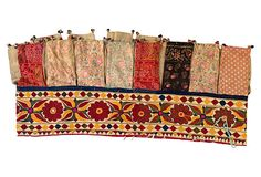 Indian Tribal Tent  Banner on OneKingsLane.com
