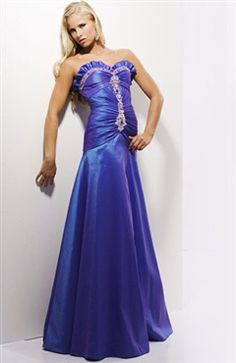 Floor-length Sweetheart Sheath Taffeta #Prom #Dress Style Code: 01226 $144