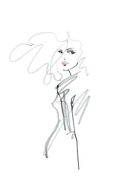 Lovisa Burfitt: Fashion Illustration