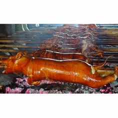 Philippines: Roast Pig