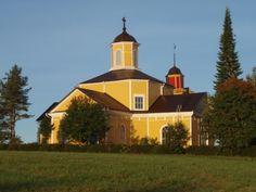 Lehtimäen kirkko. John Lauttaanaho Oy - Referenssit