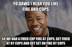 meme xzibit | Xzibit On The Chris Dorner Bonfire
