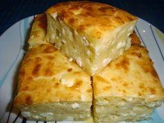 Tiropita - grcka pita sa sirom ~ Recepti za svaki dan