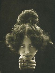 Die Kunst in der Photographie : 1901 Photographer: Stephanie Ludwig Title: Kätzchen