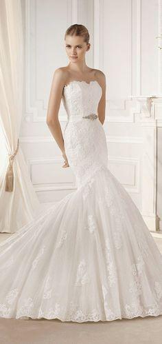 La Sposa Barcelona 2015 Bridal Collections | bellethemagazine.com