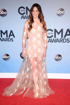 CMA Awards 2013: Red Carpet Arrivals Kacey Musgraves
