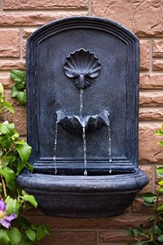 Wall Mounted Fountains   Dream Decor