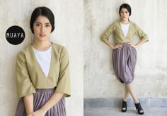 VALERIAN TOP - muaya clothing - #fashion #womensfashion #womenswear #style