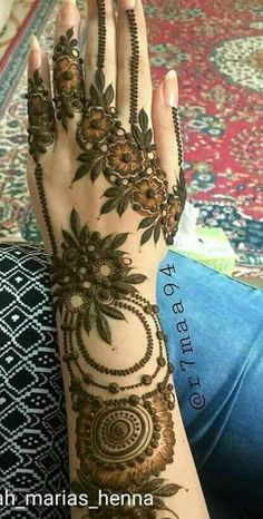Khafif Mehndi Design, Rose Mehndi Designs, Mehndi Designs 2018, Henna Art Designs, Mehndi Designs For Girls, Wedding Mehndi Designs, Mehndi Designs For Fingers, Dulhan Mehndi Designs, Simple Mehndi Designs