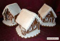 Строим пряничный дом la mejor pagina de casas de jengibre con ideas para decorar y moldes