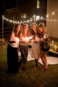 Bohemian Birthday Bash | The Southern Trunk