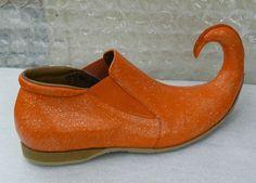 Orange Elf Shoes!! Perfect!!