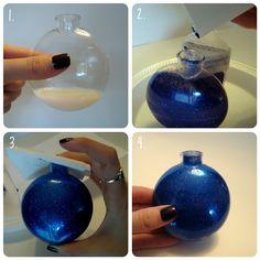 Anngela's Pretty Little Things: Peacock Ornament {Tutorial}