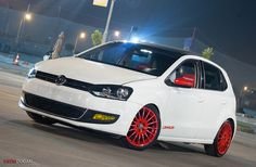 "Superturismo GT 17"" on VW Polo 6R"