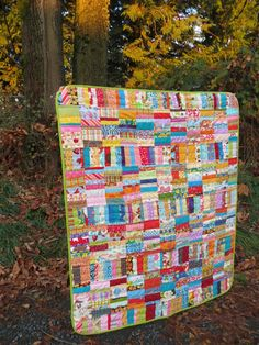 Making More with Less: Scrap Stacks by Melissa and Deanna