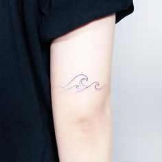 #타투이스트이다 #idatattoo  .  purple from blue  .