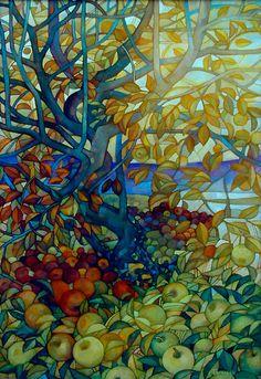 nobody picks up apples by elisabetta trevisan
