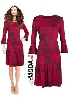 Elegantné šaty CS23 Dresses With Sleeves, Long Sleeve, Fashion, Moda, Sleeve Dresses, Long Dress Patterns, Fashion Styles, Gowns With Sleeves, Fashion Illustrations